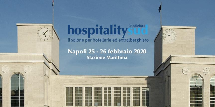 Vi aspettiamo ad HospitalitySud 2020