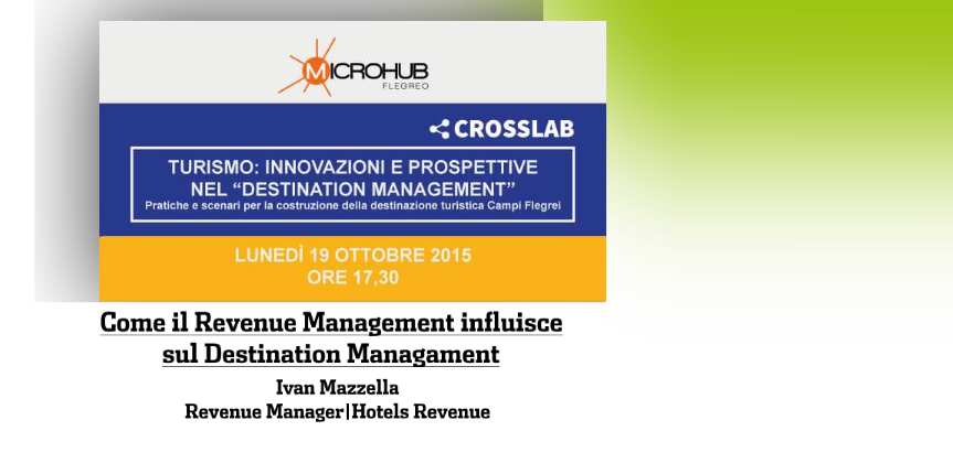 Revenue & Destination Management