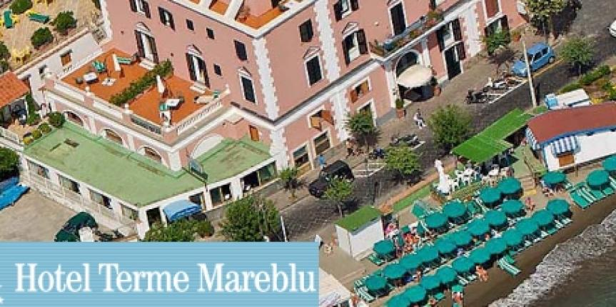 Hotel Terme Mareblu: revenue a 5 stelle