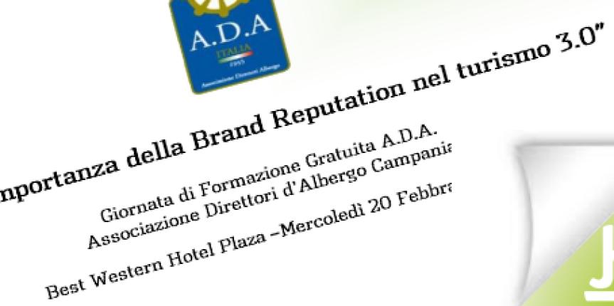 L'importanza della Brand Reputation nel turismo 3.0