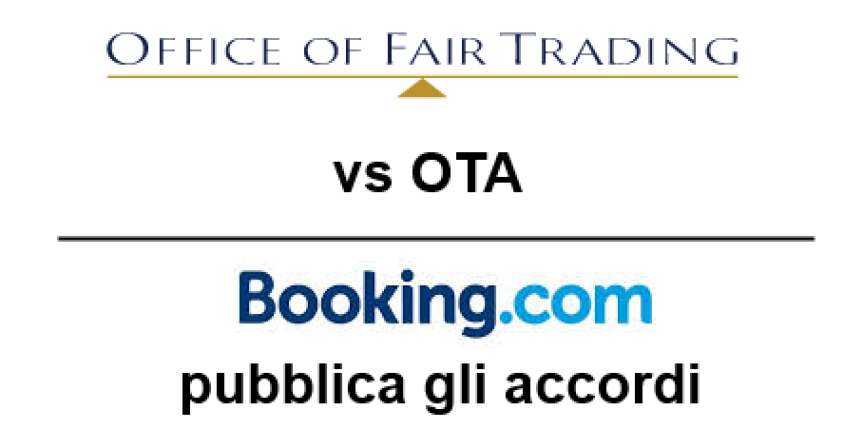 Booking.com pubblica gli accordi conclusi con L'Office of Fair Traiding